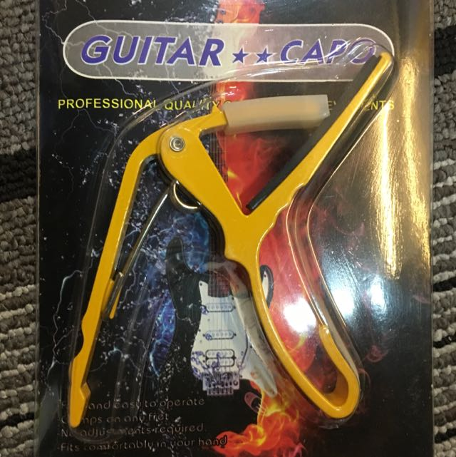 Name:  brand_new_guitar_capo_postage_delivery_included_1478073577_b1a04296.jpg