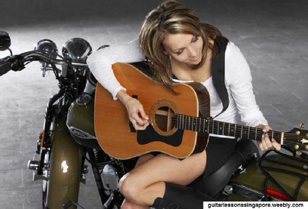 Name:  Playing Acoustic.jpg